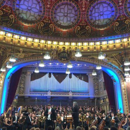 Foto concert regal